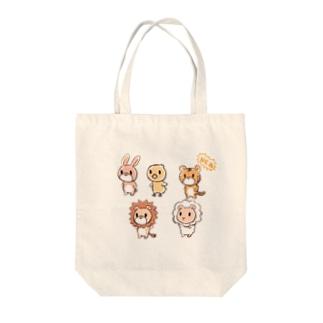 とら【NEW】 Tote bags