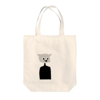 日和見熊 Tote bags