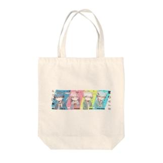 かぐらひりか(動画班 Tote bags