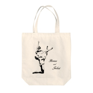 Romeo and Juliet Tote bags