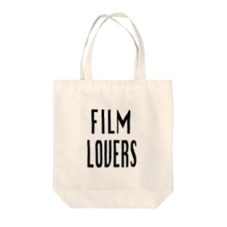 FILM LOVERS Tote bags