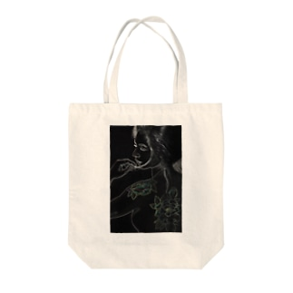 艶華 Tote bags