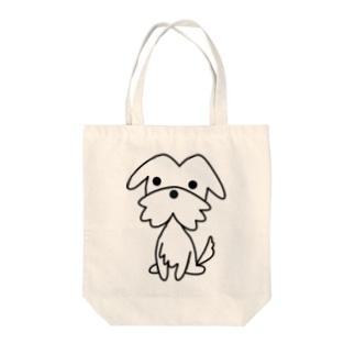 テリアホワイト Tote Bag