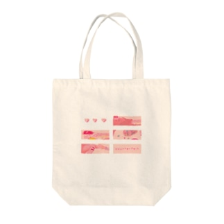 counterfeit hospital Tote bags