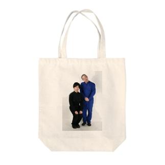 えどふみ『アー写』 Tote bags