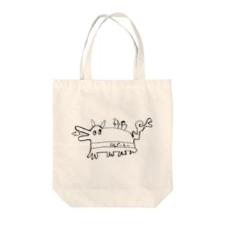 古川未鈴(でんぱ組.inc)作『スフォイクス』(Ver.1.1) Tote bags