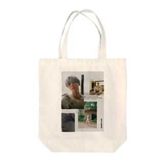 baekhyun Tote bags