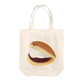 どらやき × カワウソ Tote bags