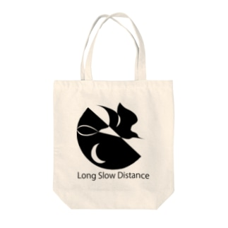 Long Slow Distance Tote bags