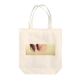 古春一生(Koharu Issey)の物云わぬ吻。 Tote bags