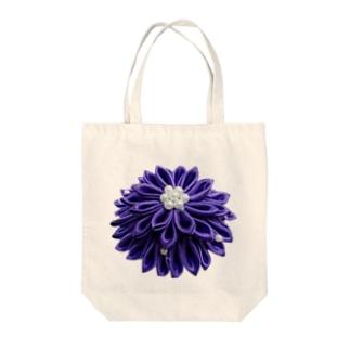 剣つまみのお花 Tote bags