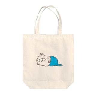 ねこタイツの日常 Tote bags