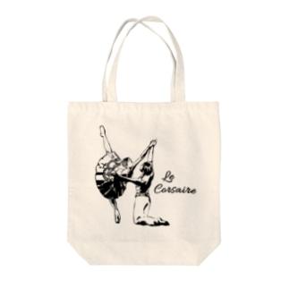 Le Corsaire Tote bags