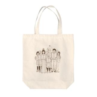 学園祭 Tote bags