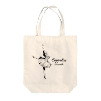 Copperia Tote bags