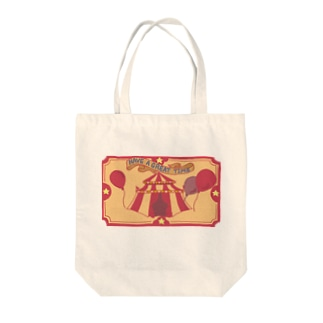 HAVE A GREAT TIME Tote bags