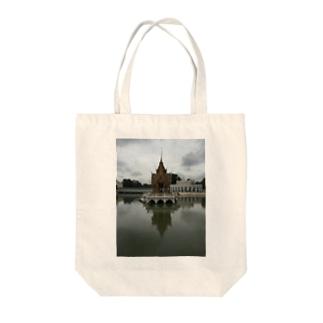 宮殿 Tote bags