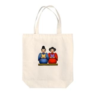 ひな祭り Tote bags