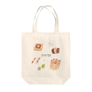 OYATSU Tote bags