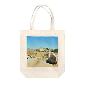 トルコ:アルテミス神殿址 Turkey: The site of the temple of Artemis / Ephesus (Efes/İzmir) Tote bags