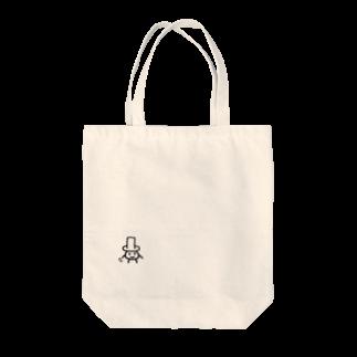 めののシルクハットのあいつ Tote bags