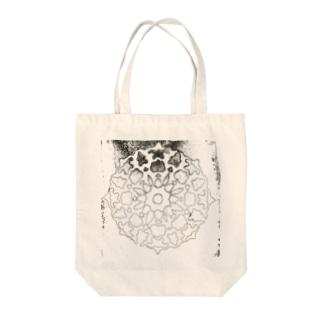 幾何学研究倶楽部ノベルティ Tote bags