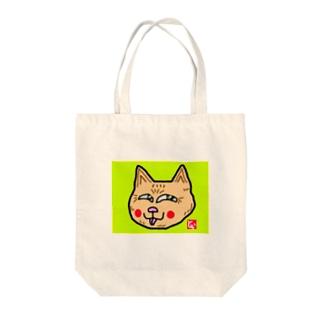 年寄りねこモン♡ Tote bags