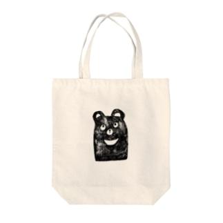 四国のツキノワグマ Tote bags