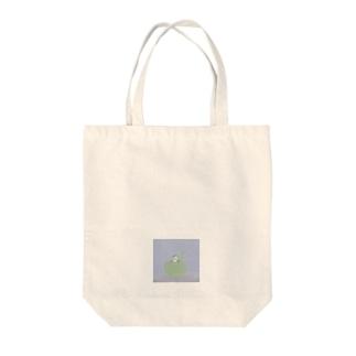 ひとり たび Tote bags
