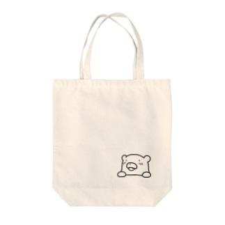 ひょいとあんこすきー Tote bags