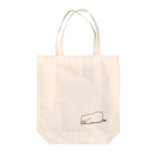 DUCK(寝) Tote bags