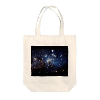 大マゼラン星雲の星形成領域、LH 95 Tote bags