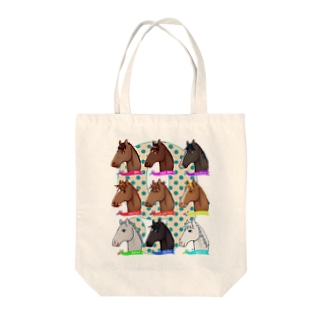 9colors Tote bags
