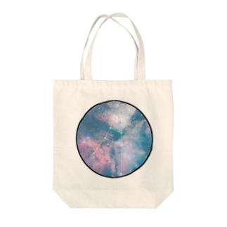蟹座 Tote bags