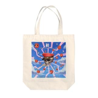 インフィニティチエリー党プロバガンダ Tote bags