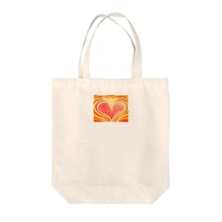 「やすらぎ・希望」 Tote bags