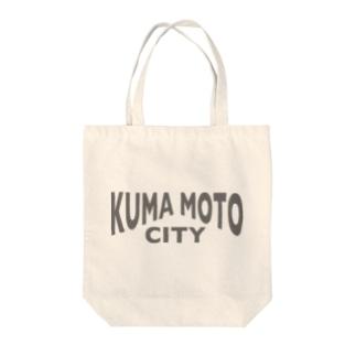 KUMAMOTO CITY(熊本) Tote bags