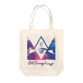 AllThingKing(galaxy) Tote bags
