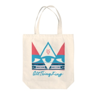 AllThingKing(nativeⅡ) Tote bags