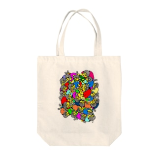 A Mass Of Boy Tote bags