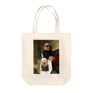 ますみonますみ Tote bags
