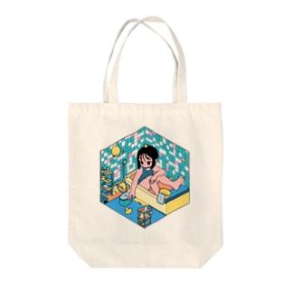 オフロバ娘 Tote Bag