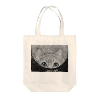 OverEyes  -- innocence -- Tote bags