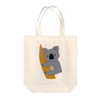 オーストラリアのコアラを助けよう!募金 Tote Bag