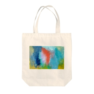 paint something4 Tote bags