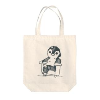 ペンギン丸 トートバッグ