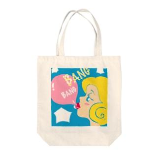 BANG Tote bags