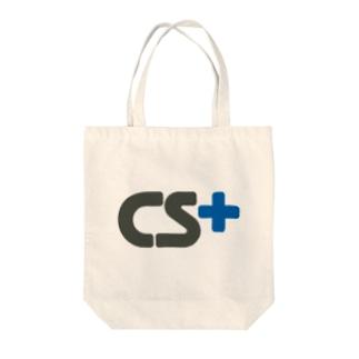 CSplusロゴ Tote bags