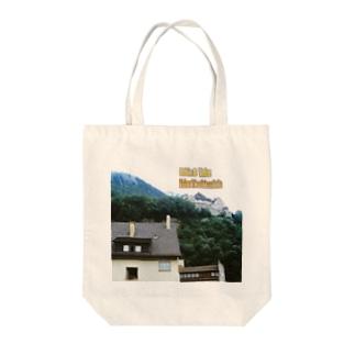 リヒテンシュタイン:ファドゥーツ城 Liechtenstein:Vaduz Castle Tote bags