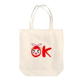 ふくだるさん01|Fukudaru-san01|LINESticker Tote bags
